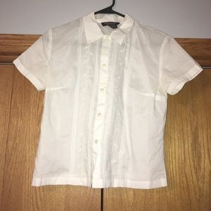 American Eagle button-up top